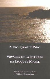Voyages et aventures de jacques masse - Intérieur - Format classique