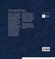 Gaza ; à la croisée des civilisations t.1 ; contexte archéologique et historique - 4ème de couverture - Format classique
