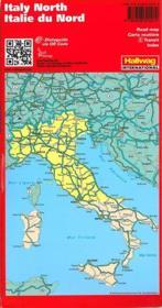 Italie du Nord - 4ème de couverture - Format classique