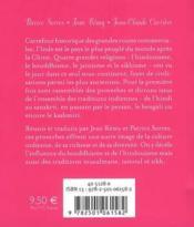 Maxi proverbe de l'Inde - 4ème de couverture - Format classique