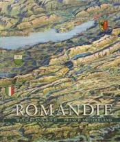 ROMANDIE Welschland-Buch French Switzerland - Couverture - Format classique