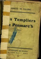 Les Templiers De Penmarc'H + Envoi De L'Auteur. - Couverture - Format classique
