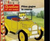 Pitou Gagne La Course - Couverture - Format classique