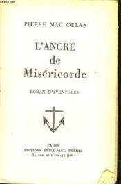 L'Ancre De Misericorde - Couverture - Format classique