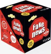 CUBOQUIZ ; fake news - Couverture - Format classique