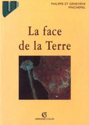 La face de la terre - elements de geographie - Couverture - Format classique