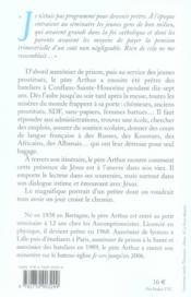 La péniche du bon dieu - 4ème de couverture - Format classique