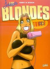 Les Blondes T.7 - Intérieur - Format classique