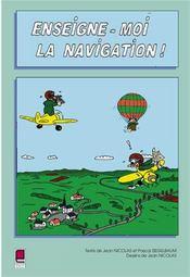 Enseigne Moi La Navigation - Intérieur - Format classique