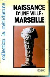 Naissance/ville:marseille - Couverture - Format classique