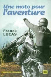 Une moto pour l'aventure - Couverture - Format classique