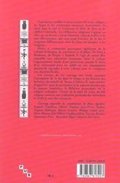 Fastes Et Ceremonies. L'Expression De La Vie Religieuse, 16e-20e Siec Les - 4ème de couverture - Format classique