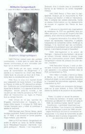 Face Au Fascisme Allemand (1929-1933) - 4ème de couverture - Format classique