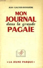 Mon Journal Dans La Grande Pagaïe - Couverture - Format classique