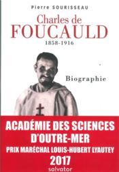 Charles de Foucauld (1858-1916) - Couverture - Format classique