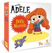 Mortelle Adèle ; défis mortels - Couverture - Format classique