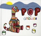 Pop artiste - Intérieur - Format classique
