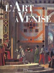 Art A Venise (L') - Intérieur - Format classique