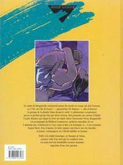 Le passage de Vénus t.1 - 4ème de couverture - Format classique
