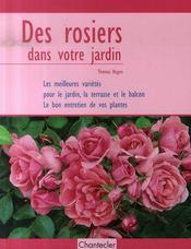 Des rosiers dans votre jardin - Intérieur - Format classique