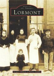 Lormont - Couverture - Format classique
