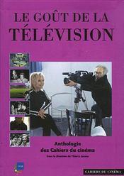 Le goût de la télévision - Intérieur - Format classique