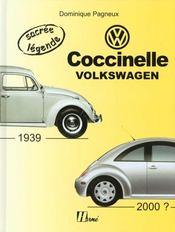 Coccinelle Volkswagen - Intérieur - Format classique