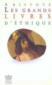 Grands Livres D'Ethique (Les) - Intérieur - Format classique