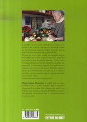 La cuisine du cru - 4ème de couverture - Format classique