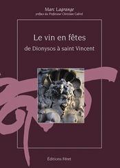 Le vin en fetes de dionysos a saint vincent - Intérieur - Format classique