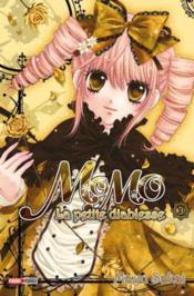 Momo, la petite diablesse t.3 - Couverture - Format classique