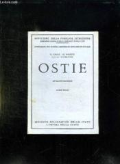 Ostie. - Couverture - Format classique