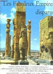 Les Fabuleux Empires disparus