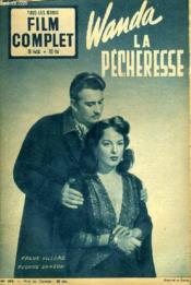 Tous Les Jeudis - Film Complet N° 355 - Wanda La Pecheresse - Couverture - Format classique