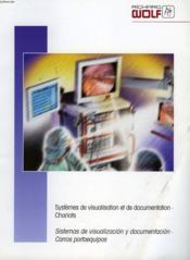 Systemes De Visualisation Et De Documentation : Chariots. - Couverture - Format classique