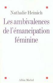 Les ambivalences de l'émancipation féminine - Intérieur - Format classique
