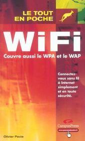Wifi ; Couvre Aussi Wpa Et Wap - Intérieur - Format classique