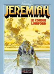 Jeremiah T.21 ; le cousin Lindford - Couverture - Format classique