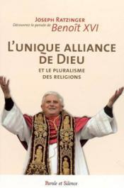 Unique alliance de dieu et le pluralisme des religions ned - Couverture - Format classique