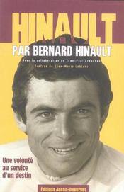 Hinault par Bernard Hinault ; une volonté au service d'un destin - Intérieur - Format classique