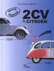 2 Cv Citroen (La) - Intérieur - Format classique