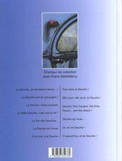 2 Cv Citroen (La) - 4ème de couverture - Format classique