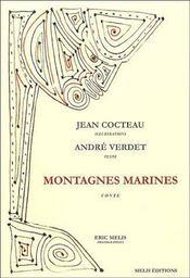 Montagnes marines - Couverture - Format classique