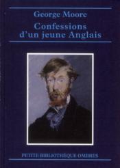 Les confessions d'un jeune anglais - Couverture - Format classique