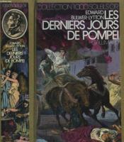 Les Derniers Jours De Pompei. Collection : 1 000 Soleils Or. - Couverture - Format classique