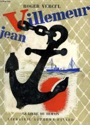 Jean Villemeur. Le Livre De Demain N° 8. - Couverture - Format classique