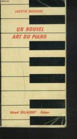 Un Nouvel Art Du Piano - Couverture - Format classique