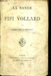 La Bande A Fifi Vollard. - Couverture - Format classique