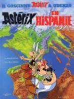 Astérix T.14 ; Astérix en Hispanie - Couverture - Format classique