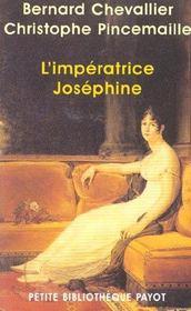 L'impératrice Joséphine - Intérieur - Format classique